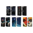 aquarius cover - OFFICIAL VIN ZZEP SPACE LEATHER BOOK WALLET CASE COVER FOR APPLE iPHONE PHONES
