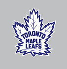 Toronto Maple Leafs NHL Hockey Color Logo Sports Decal Sticker-Free Shipping $2.69 USD on eBay