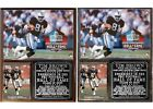 Tim Brown #81 Pro Football Hall of Fame Photo Card Plaque $28.95 USD on eBay