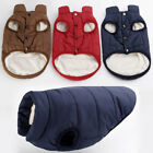 Stylish Pet Dog Winter Soft Warm Coat Sweater Puppy Fleece Vest Jacket Clothes T