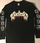 MORTICIAN Long Sleeve T shirt DEATH METAL Immolation Devourment S-XL FREE SHIP
