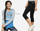 NWT JUSTICE Girls 8 10 12 Move To The Beat Top & Active Crop Leggings Outfi