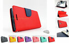 for Sharp Aquos Crystal Flip Jacket Wallet Pouch Phone Case Cover+PryTool