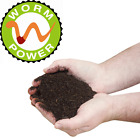 Worm Power Castings Compost Garden Plant Deck Flowers Planter Fertilizer Soil