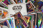 CHOOSE YOUR Topps (2017) Star Wars Universe - Loose Album Stickers singles