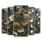 HEAD CASE DESIGNS DOG BREED PATTERNS 10 SOFT GEL CASE FOR APPLE iPHONE PHONES