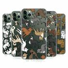 HEAD CASE DESIGNS DOG BREED PATTERNS 11 SOFT GEL CASE FOR APPLE iPHONE PHONES