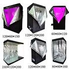 Six Size Hydroponics Grow Tent 100% Reflective Mylar Non Toxic Indoor /w Window