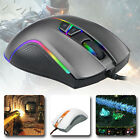 F300 4000DPI RGB Backlit Programmable Gaming Mouse Optical Wired Mouse