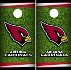 Arizona Cardinals Field Cornhole Wrap NFL Skin Board Game Set Vinyl Decal CO02 on eBay
