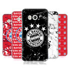 OFFICIAL FC BAYERN MUNICH 2017/18 PATTERNS HARD BACK CASE FOR HTC PHONES 1