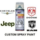 Custom Automotive Touch Up Spray Paint For CHRYSLER DODGE JEEP RAM