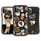 HEAD CASE DESIGNS FRENCH CAFE HYBRID CASE FOR APPLE iPHONES PHONES