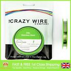 0.04mm (46 AWG) - Comp SS316L (Marine Grade Stainless Steel) Wire -596.83 ohms/m
