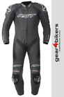 RST Tractech Evo 2 1415 One Piece BLACK Motorcycle Leather Suit Track Race 1