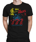 The Police In Concert Ghost In The Machine Rock Adult Mens T Tee Shirt 31816