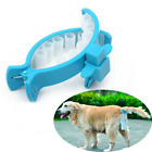 Poop Bag With Tail Clip 20pcs Pet Waste Bags Holder Plastic Hands Free Supplies
