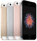 Apple iPhone SE 32GB, 64GB, 128GB Spacegrau, Silver, Gold, Rosegold - NEU
