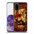 OFFICIAL TOM WOOD FIRE CREATURES SOFT GEL CASE FOR SAMSUNG PHONES 1