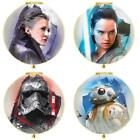 STAR WARS Episode VIII The Last Jedi Leia Organa Rey BB-8 Phasma Compact Mirror $14.99 USD on eBay