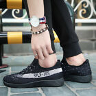 Men's Summer Casual Sports Jogging Shoes Students Breathable Coconut Shoes Y600