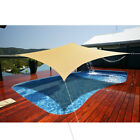 Alion Home© 9.5' x 11' Rectangular Waterproof Terylene Polyester Shade Sail