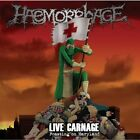 Haemorrhage - Live Carnage: Feasting on Maryland [New CD]