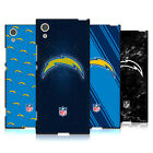 OFFICIAL NFL 2017/18 LOS ANGELES CHARGERS BLACK SOFT GEL CASE FOR SONY PHONES