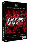 James Bond Ultimate Edition - Dr. No/Live And Let Die/Die Another Day [DVD] NEW £8.45 GBP