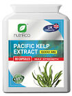 5000MG UK'S STRONGEST! Pacific Kelp Concentrated Detox Hair Skin Nails 60s Pills