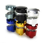 Motorcycle 6 Color CNC Brake Clutch Master Cylinder Fluid Reservoir Tank Oil Cup $13.25 USD on eBay
