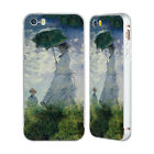 MASTERS COLLECTION PAINTINGS 2 SILVER BUMPER SLIDER CASE FOR APPLE iPHONE PHONES
