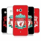 OFFICIAL LIVERPOOL FC LFC CREST 1 HARD BACK CASE FOR HTC PHONES 1