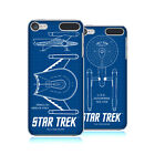 OFFICIAL STAR TREK SHIPS OF THE LINE TOS HARD BACK CASE FOR APPLE iPOD TOUCH MP3 on eBay