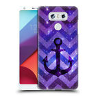OFFICIAL MONIKA STRIGEL GALAXY ANCHORS HARD BACK CASE FOR LG PHONES 1