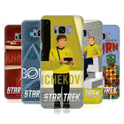OFFICIAL STAR TREK EMBOSSED ICONIC CHARACTERS TOS BACK CASE FOR SAMSUNG PHONES 1 on eBay