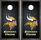 Minnesota Vikings Cornhole Wrap NFL Game Luxury Skin Board Set Vinyl Decal CO83 on eBay