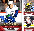 2018-17 Parkhurst ROOKIES Red Parallel **** PICK YOUR CARD **** From the SET