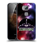 OFFICIAL SCORPIONS LOGOS SOFT GEL CASE FOR HUAWEI PHONES 2