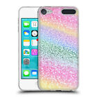 OFFICIAL MONIKA STRIGEL GLITTER COLLECTION GEL CASE FOR APPLE iPOD TOUCH MP3