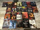 Assorted DVD Horror Movies DVD Free US Shipping
