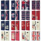 HEAD CASE DESIGNS LONDON BEST LEATHER BOOK WALLET CASE FOR SAMSUNG PHONES 2