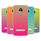 OFFICIAL COSMOPOLITAN FUN SUMMER SOFT GEL CASE FOR MOTOROLA PHONES