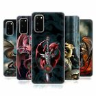 OFFICIAL ANNE STOKES DRAGONS SOFT GEL CASE FOR SAMSUNG PHONES 1