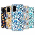 OFFICIAL MICKLYN LE FEUVRE PATTERNS 2 SOFT GEL CASE FOR SAMSUNG PHONES 1