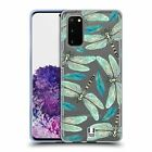 HEAD CASE DESIGNS WATERCOLOUR INSECTS SOFT GEL CASE FOR SAMSUNG PHONES 1