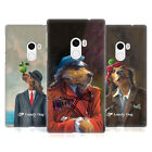 OFFICIAL LONELY DOG PORTRAITS HARD BACK CASE FOR XIAOMI PHONES