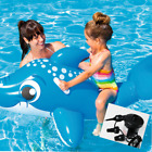Bestway Adults Kids Inflatable Swimming Pool Float Dolphin 157*89  , for Ages 3+