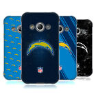 OFFICIAL NFL 2017/18 LOS ANGELES CHARGERS SOFT GEL CASE FOR SAMSUNG PHONES 4