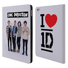 OFFICIAL ONE DIRECTION 1D GROUP PHOTO I LOVE 1D LEATHER BOOK CASE FOR APPLE iPAD